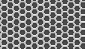 8 Seamless &quot;Light Metal Grid&quot; Patterns
