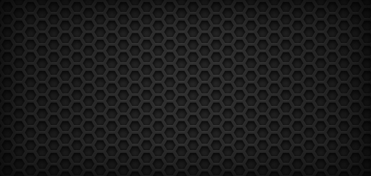 . 8 Seamless  Dark Metal Grid  Patterns
