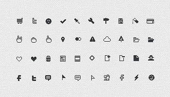 Pixicus Icon Set: 106 Pixel Perfect Icons