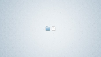 Mac OS Folder &amp; File Icons (PSD)