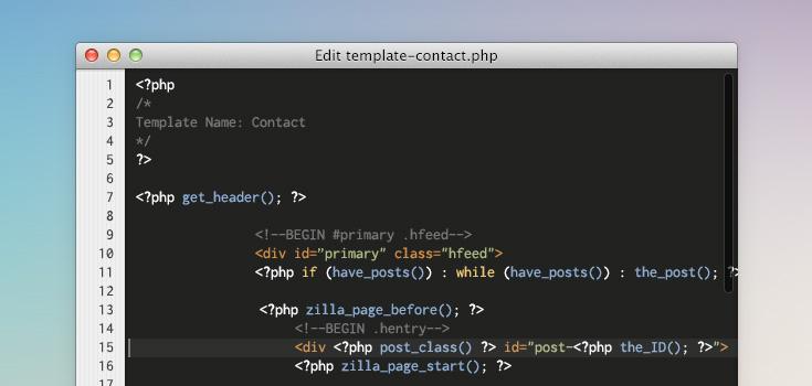Code Editor App - By Orman Clark