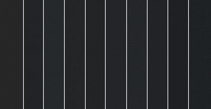 10 Dark Subtle Patterns (.PAT)